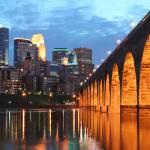 """Minneapolis Stone Arch Bridge"" by WaynePhotoGuy"