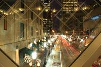 Minneapolis City Lights: Zoom