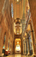 Down the Hall: Basilica of St Mary