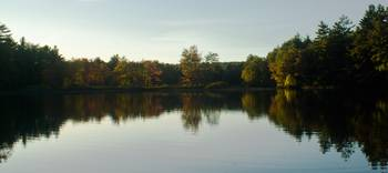 Powder Mill Pond, Greenfield NH