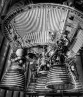 Second Stage Engines, Saturn V