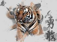 The Asian Tiger