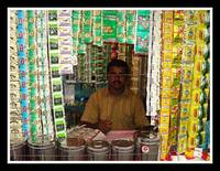 Mucchad Paan Wala (Moustached Betel Leaf Seller)