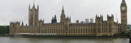 Westminster Palace Panoramic