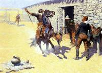 The Apaches (1904) by Frederick Remington