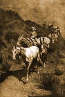 The Bell Mare (1904) by Frederick Remington