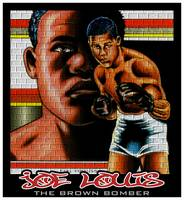 joe louis, the brown bomber