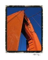 SFoto Golden Gate Bridge Tower
