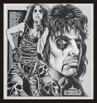 alice cooper, the master of shock rock
