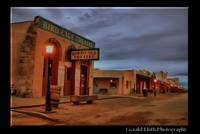 Birdcage Theater, Tombstone, Arizona by Gerald Hut