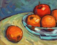 Bowl of Fruit 2