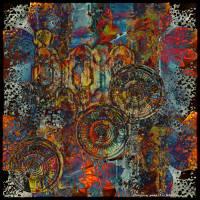 Abstract 128 Art Prints & Posters by Xantipa2