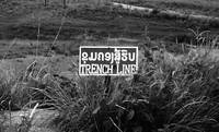 Laos Trench Line