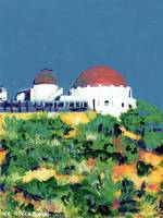 Griffith Observatory By RD Riccoboni