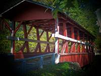Colvin Covered Bridge 3