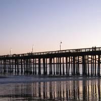 The Ventura Pier by Eileen Ringwald