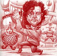 Tim Burton's fight