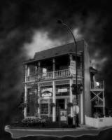 First General Store -Infrared