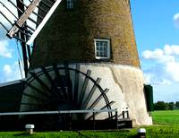 Dutch mill padlle