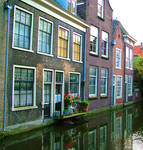 Delft Dutch canal
