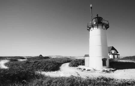 Black And White Lighthouse Photography by DApixara Black White Photos