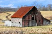 the barn in my recurring dream