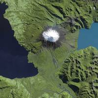 Osorno (Chile) : Satellite image