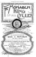 The Monararch King of all Cycles
