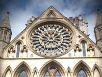 York Minster Middle view