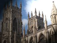 York Minster Main View