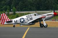 KBFI Collings Foundation North American P-51c Must