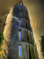 ...building in berlin...HDR