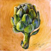 artichoke ( 1 of series of 4)