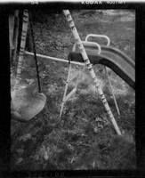 First Holga Roll: Swingset 1