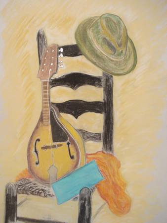 Mandolin by JRobin Whitley