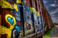 Graffiti Trains