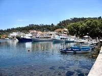 THASSOS TOWN HARBOUR. 5
