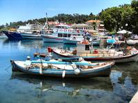 THASSOS TOWN HARBOUR. 3