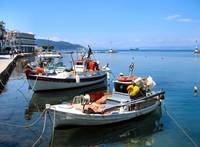 THASSOS TOWN HARBOUR. 2