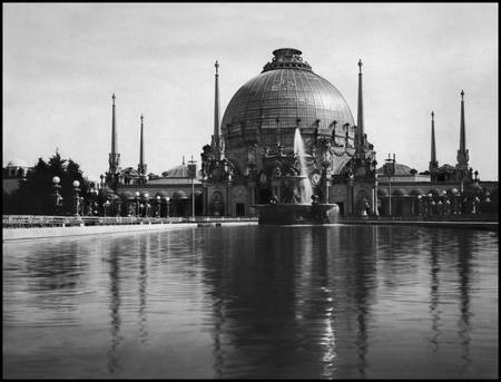 Palace of Horticulture, PPIE 1915, San Francisco