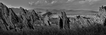Roxborough State Park (Colorado) - Panoramic
