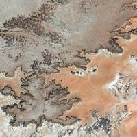 North Darfur (Sudan) : Satellite image