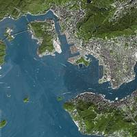 Hong Kong (China) : Satellite Image