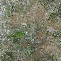 Ankara (Turkey) : Satellite Image