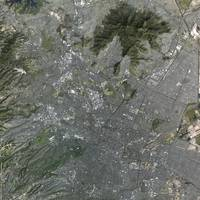 Mexico (Mexico) : Satellite Image
