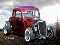 Ford Coupe1933