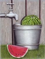 Water The Melon
