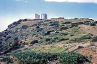 Remains, Temple of Poseidon, Sounion, Greece