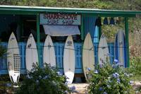Sharks Cove Surf Shop