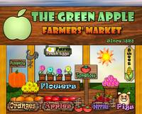 The Green Apple